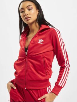 adidas Originals Välikausitakit Firebird  punainen