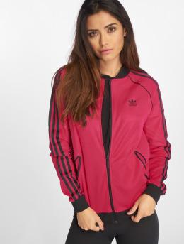 adidas originals Välikausitakit LF Track vaaleanpunainen
