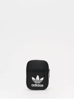 adidas originals Väska Festival Trefoil svart