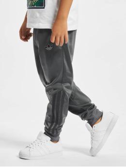 adidas Originals Verryttelyhousut Trefoil  harmaa