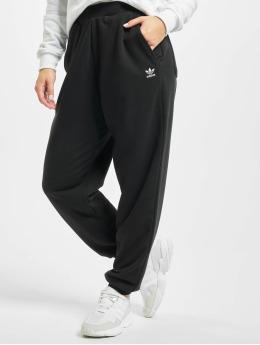 adidas Originals Verryttelyhousut Cuffed musta