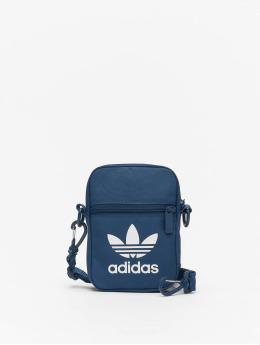 adidas Originals Vesker Festival Trefoil blå