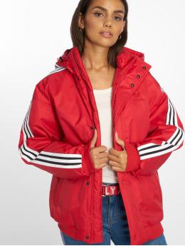 adidas originals Veste mi-saison légère Sst rouge