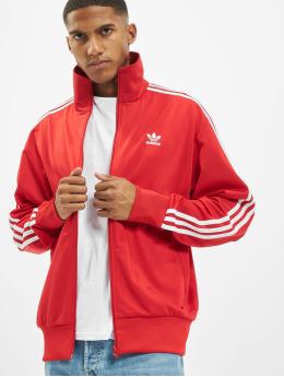 adidas Originals Veste mi-saison légère Firebird rouge