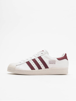 adidas originals Zapatillas de deporte Superstar 80s blanco