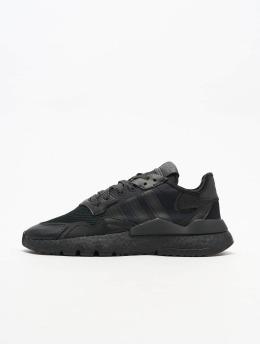 adidas Originals Zapatillas de deporte Nite Jogger negro