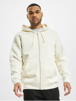 adidas Originals Zip Hoodie 3-Stripes beige