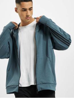 adidas Originals Zip Hoodie MHS Aero  modrá