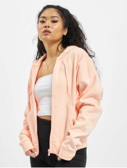 adidas Originals Zip Hoodie W Bos Aop růžový