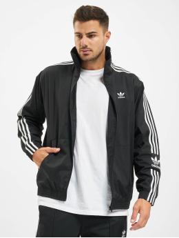 adidas Originals Zomerjas Lock Up  zwart