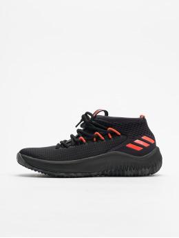 adidas Performance Сникеры Dame 4 черный