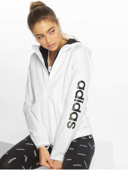 adidas Performance функциональная куртка Lin белый