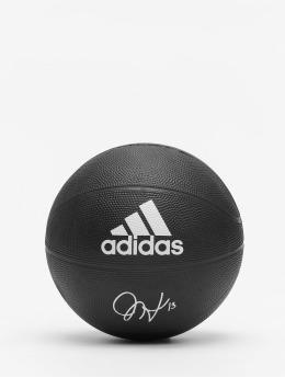 adidas Performance Ball Harden Sig schwarz