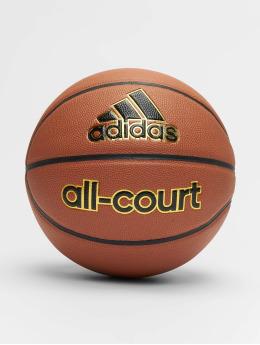 adidas Performance Basketballen All Court beige