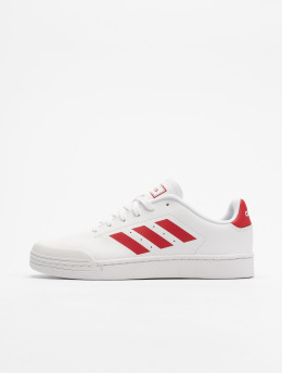adidas Performance Baskets Court 70s blanc