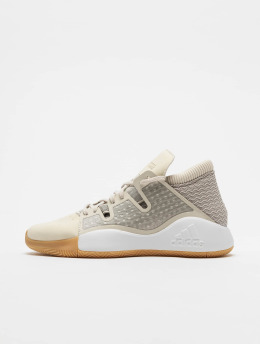 adidas Performance Baskets Pro Vision Basketball blanc