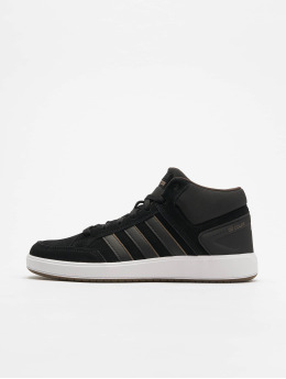 adidas Performance Baskets All Court Mid noir