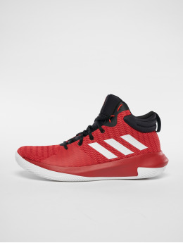 adidas Performance Baskets Pro Elevate 2018 rouge