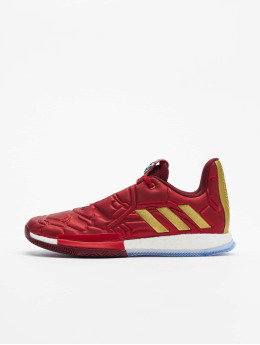 online store 0c7f6 bb7ef adidas Performance Baskets Harden Vol. 3 rouge