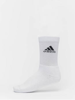 adidas Performance Calcetines Harden BB blanco