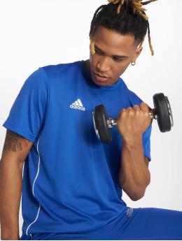 adidas Performance camiseta de fútbol Core 18 azul