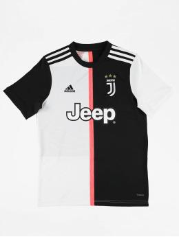 adidas Performance camiseta de fútbol Juventus Home negro