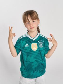 adidas Performance camiseta de fútbol DFB Away verde