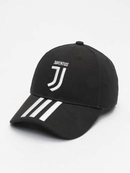 adidas Performance Casquette Snapback & Strapback Juventus C40  noir