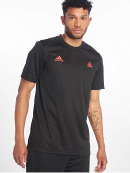 adidas Performance Fotballskjorter Tango svart