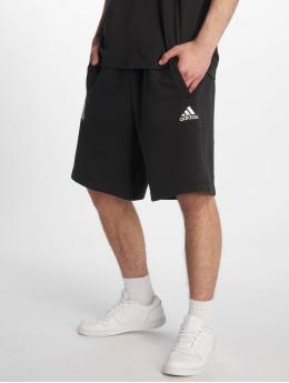 adidas Performance Fußballshorts Tango  schwarz