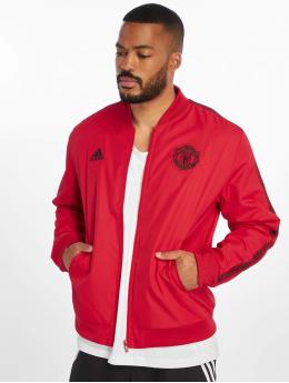 adidas Performance Fußballzubehör Manchester United czerwony