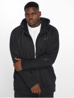 adidas Performance Hoodies con zip Harden nero