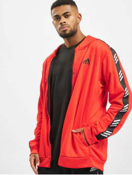 adidas Performance Hoody PM  rot