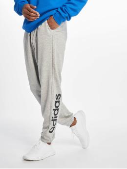adidas Performance joggingbroek Lin  grijs