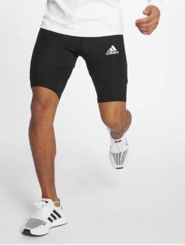adidas Performance Kompressioshortsit Alphaskin  musta