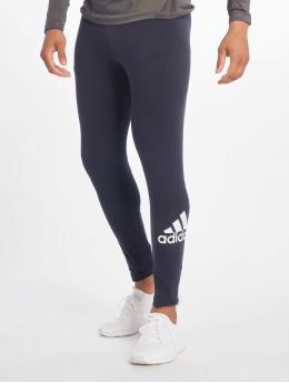 adidas Performance Leggings de sport Bos bleu