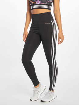 adidas Performance Leggings de sport 3S noir