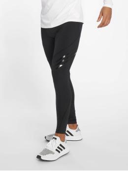 adidas Performance Leggings/Treggings Alphaskin 3S czarny