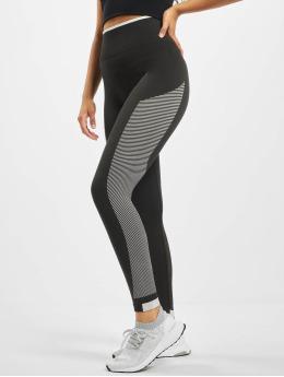adidas Performance Leggings/Treggings Believe This Primeknit FLW czarny