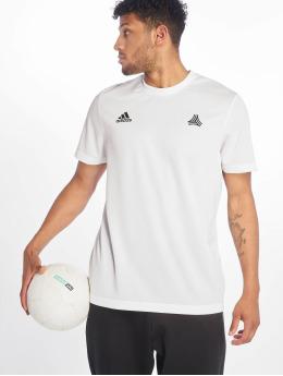 adidas Performance Maillot de Football Tango blanc
