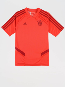 adidas Performance Maillot de Football FC Bayern Training rouge