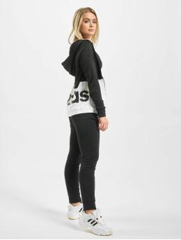 adidas Performance Obleky Linear čern