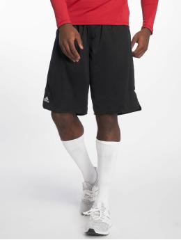 adidas Performance Pantaloncini da basket Crzy Expl nero