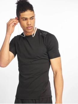 adidas Performance Shirts sportive Alphaskin nero