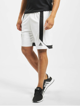 adidas Performance Short de sport Game  blanc