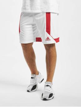 adidas Performance Short de sport Game blanc