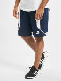 adidas Performance Short de sport Game bleu
