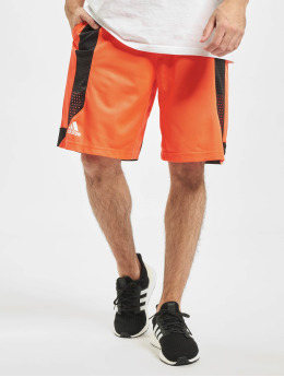 adidas Performance Short de sport C365  orange