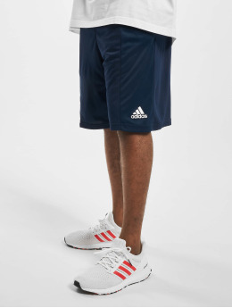 adidas Performance shorts SPT 3 Stripes blauw