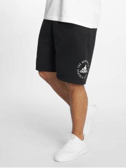 adidas Performance shorts Sid zwart